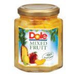 Dole - Mixed Fruit 10 0038900040840  / UPC 038900040840