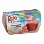 Dole - Red Grapefruit In Light Syrup 0038900041700  / UPC 038900041700