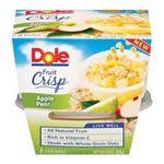 Dole - Fruit Crisp Apple Pear 0038900043025  / UPC 038900043025