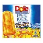 Dole - Fruit 'n Juice Bar 0038900045777  / UPC 038900045777