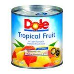 Dole - Mixed Fruit Tropical 0038900090814  / UPC 038900090814