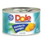 Dole - Mandarin Oranges 0038900342067  / UPC 038900342067