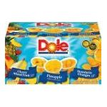 Dole - 12 Cup Variety Pack 0038900772819  / UPC 038900772819