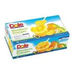 Dole - Dole Mandarin Oranges Fruit Cup 16 Cups 0038900773984  / UPC 038900773984