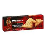 Walkers - Triangles Pure Butter 0039047001312  / UPC 039047001312