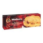Walkers - Pure Butter Shortbread Rounds 0039047001404  / UPC 039047001404