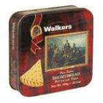 Walkers - Pure Butter Shortbread 0039047001633  / UPC 039047001633