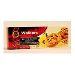 Walkers - Fruit & Lemon Biscuits 0039047005136  / UPC 039047005136