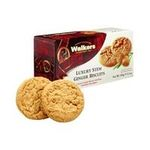 Walkers - Stem Ginger Biscuits 0039047005426  / UPC 039047005426