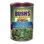 Bush's best - Collard Greens 0039400011668  / UPC 039400011668