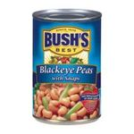 Bush's best - Recipe Beans - Blackeye Peas 0039400013723  / UPC 039400013723