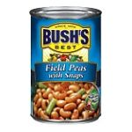 Bush's best -  Recipe Beans -  Field Peas 0039400013907