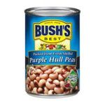 Bush's best -  Recipe Beans -   Recipe Beans Purple Hull Peas 0039400013921 UPC 03940001392