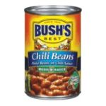 Bush's best - Chili Beans Medium Sauce 0039400016809  / UPC 039400016809