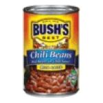 Bush's best - Chili Beans 0039400016922  / UPC 039400016922