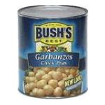 Bush's best - Recipe Beans - Garbanzos Chick Peas 0039400017028  / UPC 039400017028