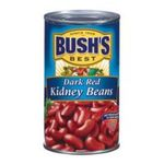 Bush's best - Recipe Beans - Dark Red Kidney Beans 0039400017400  / UPC 039400017400