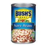 Bush's best - Recipe Beans - Navy Beans 0039400017745  / UPC 039400017745