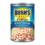 Bush's best - Recipe Beans - White Beans 0039400017967  / UPC 039400017967