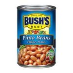Bush's best - Recipe Beans - Pinto Beans 0039400018100  / UPC 039400018100