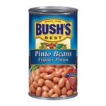 Bush's best - Recipe Beans - Pinto Beans 0039400018148  / UPC 039400018148
