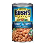 Bush's best - Recipe Beans - Pinto Beans 0039400018179  / UPC 039400018179