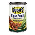 Bush's best - Pinto Beans 0039400018186  / UPC 039400018186