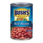 Bush's best - Recipe Beans - Red Beans 0039400018643  / UPC 039400018643