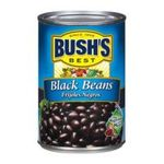 Bush's best - Recipe Beans - Black Beans 0039400018803  / UPC 039400018803