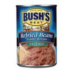 Bush's best - Refried Beans - Refried Beans Fat Free 0039400018926  / UPC 039400018926