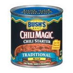 Bush's best - Bush's Best | Bush's Best Chili Magic Traditional Mild Chili Starter (Case of 12) 0039400019008  / UPC 039400019008