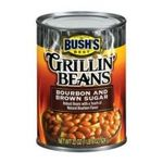 Bush's best - Grillin' Beans - Bourbon and Brown Sugar 0039400019107  / UPC 039400019107