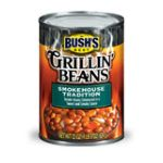 Bush's best - Grillin' Beans - Smokehouse Tradition 0039400019121  / UPC 039400019121