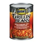 Bush's best -  Grillin' Beans -  Southern Pit Barbecue 0039400019145