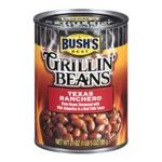 Bush's best - Grillin' Beans - Texas Ranchero 0039400019183  / UPC 039400019183
