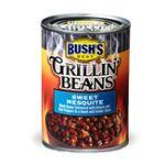 Bush's best -  Grillin' Beans -   Grillin' Beans Sweet Mesquite 0039400019220 UPC 03940001922