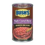 Bush's best - Baked Beans - Baked Beans Maple Cured Bacon 0039400019701  / UPC 039400019701