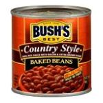 Bush's best -  Baked Beans -  Baked Beans Country Style 0039400019749