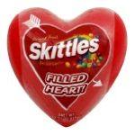 Skittles - Bite Size Candy Filled Heart! Original Fruits 0040000006862  / UPC 040000006862