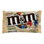 M&M's - M&m's Chocolate Candies Almonds Medium Bag 0040000021285  / UPC 040000021285