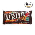 M&M's - M&m's Mini Bits Semi-sweet Chocolate Bag 0040000051367  / UPC 040000051367