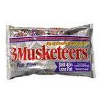 3 Musketeers - Bars Fun Size Snacks 0040000059035  / UPC 040000059035