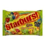 Starburst - Fruit Chews 0040000059547  / UPC 040000059547