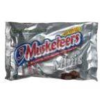 3 Musketeers - Bars Minis 0040000067030  / UPC 040000067030