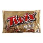Twix - Cookie Bars 0040000068235  / UPC 040000068235