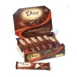 Dove Chocolate Discoveries - Dark Chocolate Bars 0040000122951  / UPC 040000122951