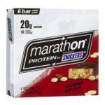 Marathon - Marathon Protein Caramel Nut Rush Bars 0040000133988  / UPC 040000133988