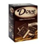 Dove Chocolate Discoveries - Cookies Toffee Chocolate Thrill 0040000144830  / UPC 040000144830