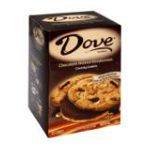 Dove Chocolate Discoveries - Crunchy Cookies 0040000144861  / UPC 040000144861