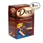 Dove Chocolate Discoveries - Cookies Milk Chocolate Moment Boxes 0040000144908  / UPC 040000144908